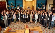 Erlebten einen spannenden Tag: Nachwuchs und Chefs der Althoff-Gruppe