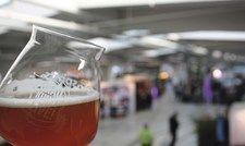 Bernstein mit Schaum: 380 Biersorten konnten in München probiert werden.