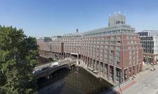 Das Steigenberger Hamburg: Ein imposantes Gebäude, das jetzt umfassend ertüchtigt wird