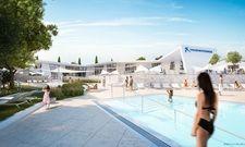 Falkensteiner-Neuzugang: Camping deluxe mit Pool nahe Zadar, Kroatien