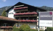 Wird runderneuert: Das Hotel Obermühle in Garmisch-Partenkirchen