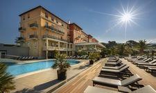 Adresse mit Prestige: Das Valamar Collection Imperial Hotel auf der Insel Rab wurde im vergangenen Jahr renoviert