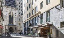 Wird runderneuert: Das Boutique Hotel am Stephansdom in Wien