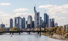 Begehrter Standort: Nach Frankfurt am Main drängen derzeit viele neue Hotels