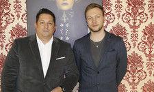 """Starkes Duo: Holger Hutmacher (links) sieht in Manuel Triscari ein """"Juwel der Branche""""."""