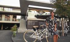 Moderner Anbau: Fünf neue Hotelzimmer kann Sonja Hechler dort anbieten. Außerdem bekam die Krone noch einen Bankettsaal und eine große Terrasse dazu