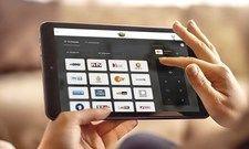Alles in einem Gerät: Dank TV Control nimmt der Gast das digitale Gästebuch von Suitepad jetzt öfter zur Hand.