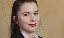 Neue Serviceleiterin: Sarah Hortian