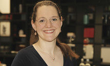 """Christina De Nardo-Hackenberg: """"Das Tagesgeschäft ist sehr vielseitig."""""""
