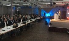 HDV-Frühjahrstagung in Bamberg: Klaus Flettner von der KFP Gruppe, zeigte digitale Lösungen für den Mice-Markt