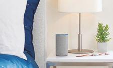 Smarter Helfer auf dem Nachttisch: So könnte es künftig in Alexa-unterstützten Hotels aussehen.