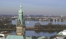"""Umkämpfter Markt: Auch in Hamburg werden private Zimmer an Touristen untervermietet. Dafür bedarf es nun einer """"Wohnraumschutznummer"""""""