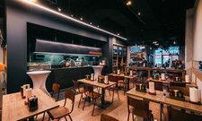 Burger essen in Wohlfühlatmosphäre: Das verspricht Burgerista in seinem neuen Restaurant in Wien