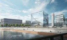 Neue Landmark in der Hauptstadt: Der Cube Berlin eröffnet voraussichtlich Ende des Jahres