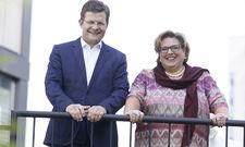 Haben sich zum Ziel gesetzt, das aktuelle Hotelportfolio von Best Western Hotels Central Europe auszubauen: Geschäftsführer Marcus Smola und Geschäftsführerin Carmen Dücker