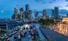 Neue Aussicht ab dem 16. Mai: Die Lili's Rooftop Bar im Sofitel Frankfurt Opera