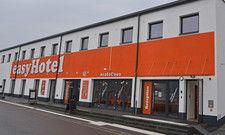 In einer ehemaligen Textilfabrik ist das Easy Hotel von Bernkastel eingerichtet worden