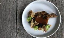 Gegrilltes US-Beef aus der Traube Tonbach