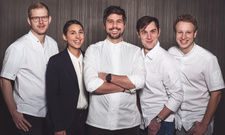 Starkes Team: (von links) Sebastian Titz, Amanda Wassmer Bulgin, Sven Wassmer, Andy Vorbusch, Benedikt Gerster