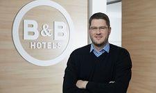 Treibt das Wachstum der B&B Hotels hierzulande voran: Max C. Luscher, Geschäftsführer B&B Hotels Deutschland