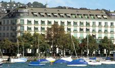 Beste Lage am See: Das künftige Ameron Zürich