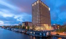 Ist das größte Hotel der Leonardo Gruppe: Das Leonardo Royal Hotel Amsterdam