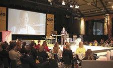 Aufmerksames Publikum: Beim OMG in Offenburg gab es außer Vorträgen auch erstmals eine kleine Messe.
