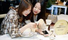 Beliebtes Tool: In Chinas Gastronomieszene ist das Bestellen und Bezahlen per App bereits weit verbreitet
