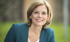 Will Lebensmittelkontrollen verringern: Bundesagrarministerin Julia Glöckner