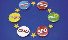 Wer holt die meisten Stimmen? Die großen Parteien im Land und viele kleinere buhlen um die Gunst der Wähler