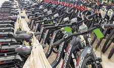 Startklar: Für ein E-Bike muss ein 4-Sterne-Hotelier rund 20 Zimmernächte bieten.