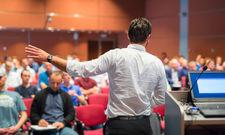 Tagungen sind in Deutschland ein gutes Geschäft, allerdings werden es stetig weniger