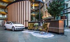 Hat sich bereits fit für's Mice-Geschäft gemacht: Das Radission Blu Hotel, Cologne