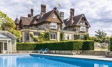 Neues Masterpiece Estate: Das Anwesen Cowdray House
