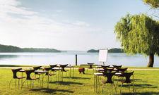 Tagen mit Weitblick: Das Esplanade Resort & Spa am Scharmützelsee.