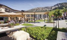 Panoramahotel Oberjoch: Einer der Weinsommer-Spielorte