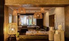Frischer Wind im Atrium: Das Restaurant Adagio präsentiert sich in neuem Look