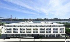 So soll's aussehen: Das künftige Hyatt Regency Lisbon (Rendering)