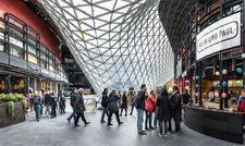 Neuer Hotspot: Die Gastro-Mall Foodtopia im Einkaufszentrum MyZeil