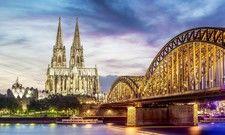 Begehrter Standort: Köln gilt als gut frequentiert von Touristen und Geschäftsreisenden