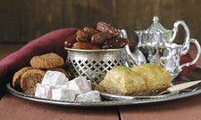 Orientalische Leckereien: Für gläubige Moslems sind die im Fastenmonat erst nach Sonnenuntergang erlaubt.