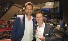 Top unter den Preferred Partnern: Philipp S. Ingenillem (links) und And´ré Meier von Online Birds.