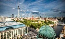Pulsierende Metropole: Berlin gilt als Top-Standort für Start-ups