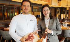 Grill-Room-Duo: Nicole Harrer und Tobias Peyerl
