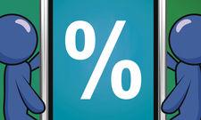Umstrittene Prozente: Wenn ein Buchungsportal eine Zimmerrate günstiger macht, kann das auch das sonstige Geschäft des Hotels tangieren