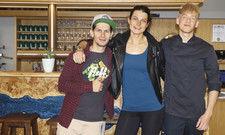 Ein Team, das sich ergänzt: (von links) Stefan Berchtold, Ludmilla Tothova und Maik Bursian