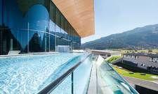 Außergewöhnlicher Blick auf die Bergwelt: Den soll der neue Panorama-Pool bieten