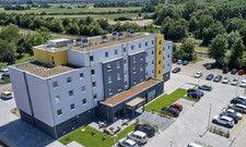 Neuer Anschluss in Mannheim: Das Neubauprojekt hat im Juni seine Türen für Gäste geöffnet und firmiert unter dem Namen Best Western Hotel Viernheim Mannheim
