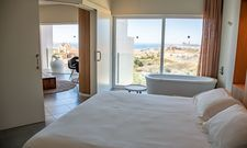 Gute Aussicht: Die Panorama-Suite im Higuerón Hotel in Málaga