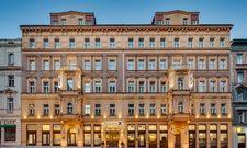 Jugendstil: Das Radisson Blu Prag am Karlsplatz